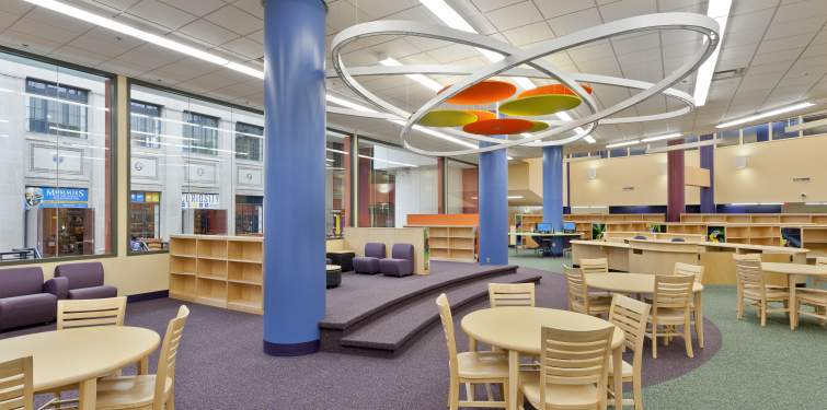 Charles R. Drew Science Magnet School Renovation