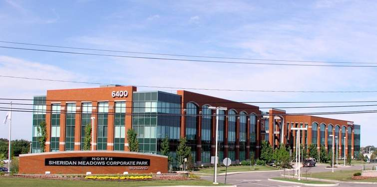 Sheridan Meadows North Corporate Park