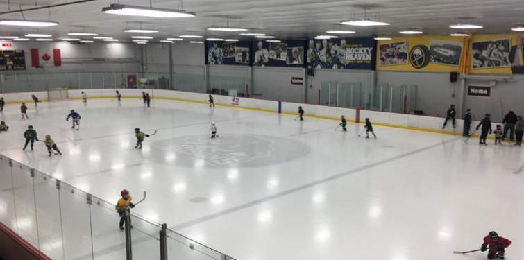 North Buffalo Ice Rink Renovation