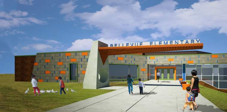 Bellevue Elementary School Renovation