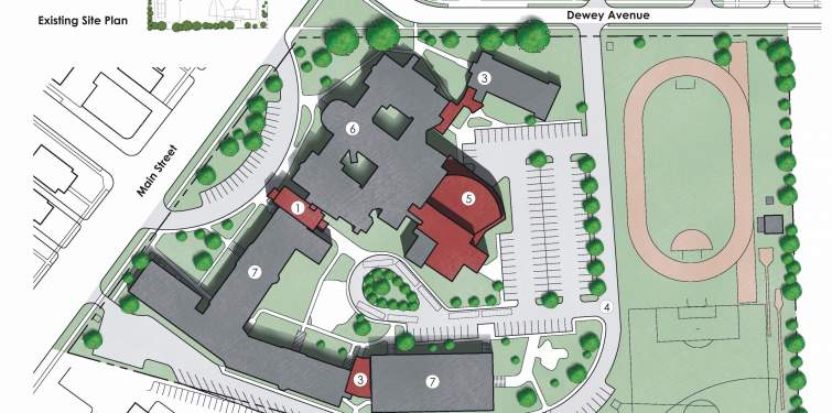 St. Mary's School for the Deaf Master Plan