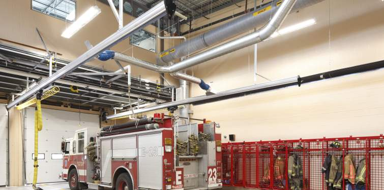 Bailey Kensington Fire Station – Engine #23
