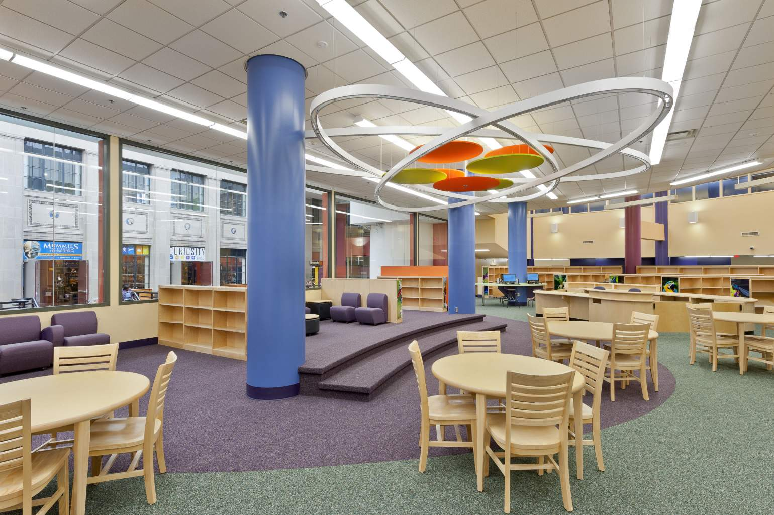 Charles R Drew Science Magnet School Renovation Projects